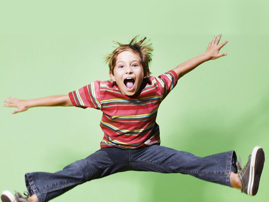 Гиперактивные дети фото