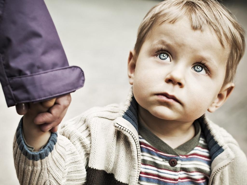 Ребенок отказывается идти в детский сад фото